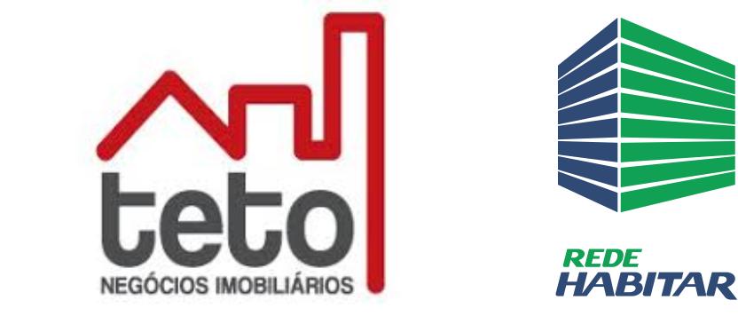 Logotipo TETO NEGÓCIOS IMOBILIÁRIOS