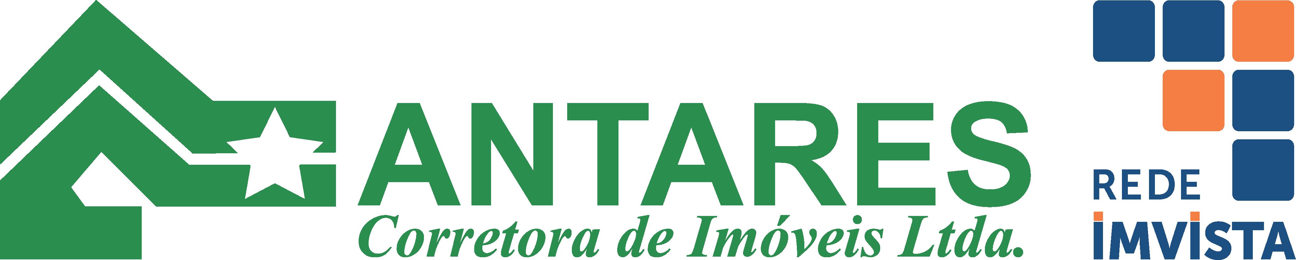 Logotipo ANTARES IMÓVEIS
