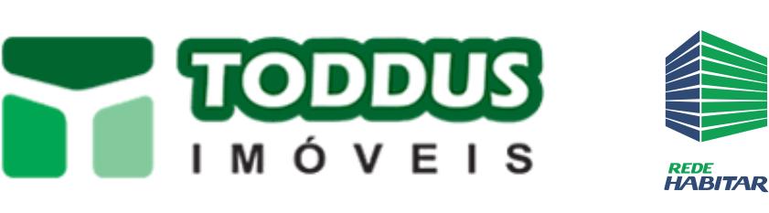 Logotipo TODDUS IMÓVEIS