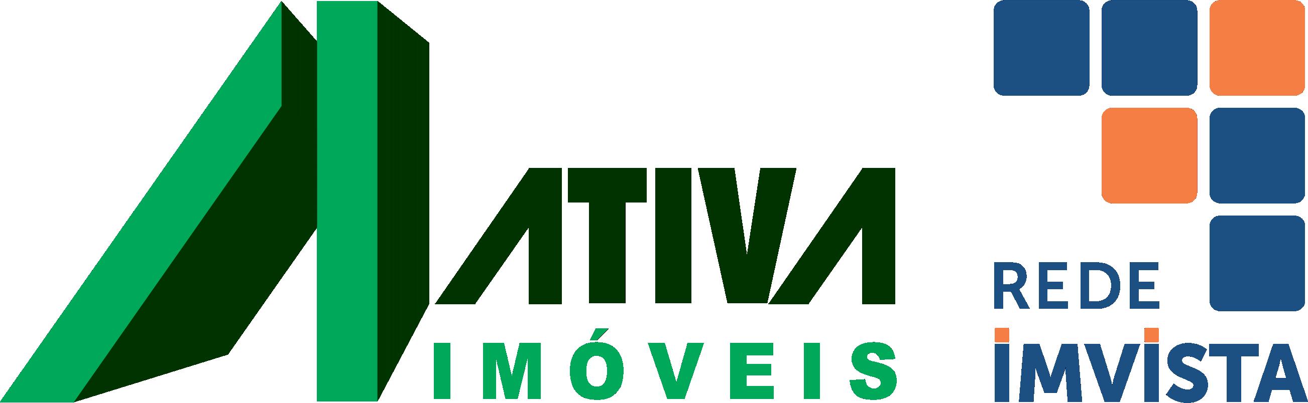 Logotipo ATIVA IMÓVEIS